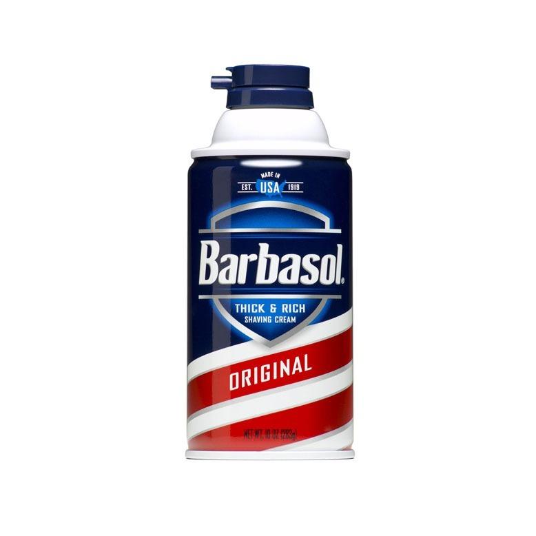 barabasol original shaving cream
