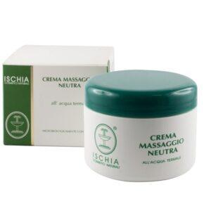 Ischia Le Terme Della Belleza crema-massaggio-neutra