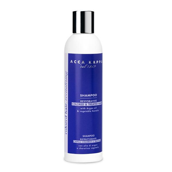 Blue Lavender SHAMPOO Ristrutturante Acca Kappa