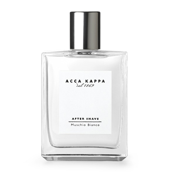 Muschio Bianco AFTER SHAVE Acca Kappa